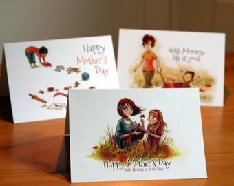 Happy Mother's Day Card