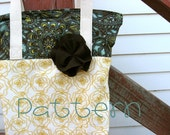 TUTORIAL- PDF- Gussied Up Placemat Purse