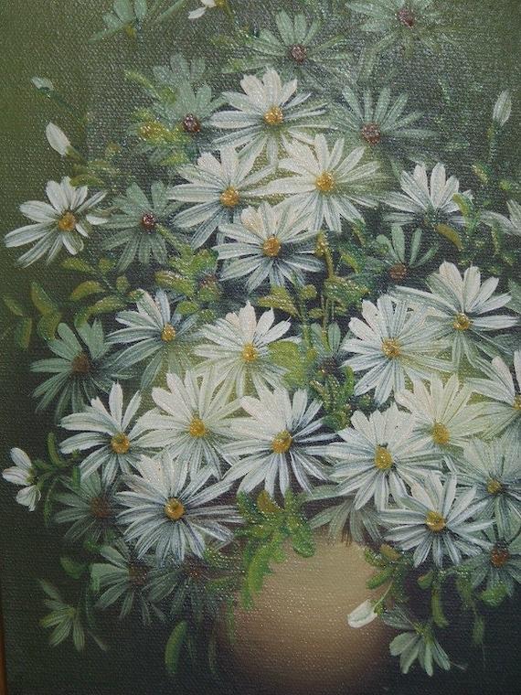 Original Oil Painting By Nancy Lee Signed Artwork By