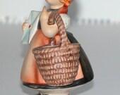 Goebel Hummel 'MEDITATION' Figurine TMK 4 - 3 Line mark - 1962