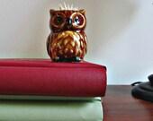 Owl Toothpick Holder