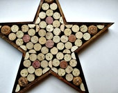 Wine Cork Star