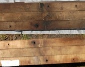 Antique  Table Extension Slides For Repairing or Building Table