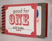 Love Coupon Pocket Book (printable download)