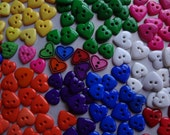 Dress It Up - Novelty Buttons - Hearts & More Hearts - 139 Buttons