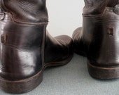 1970s Grand Prix Riding Boots Women size 9 Men size 7.5