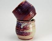 2 Ceramic Teacups - Ceramic Mug - Ceramic Pot
