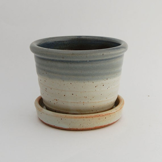 Ceramic Flower Pot - Planter - Great for an Herb Garden