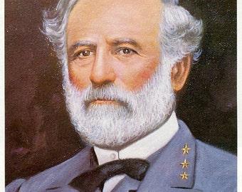 Digital image Robert E. Lee American image