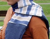 Winter Scarf, Beaver Tail