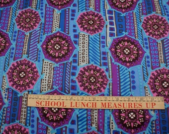 Vintage 70's Fabulous Fabric