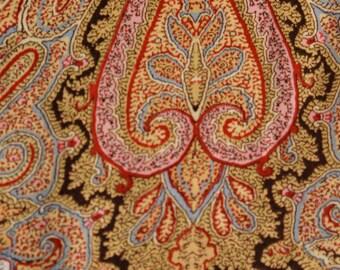 Beautiful Paisley Fabric