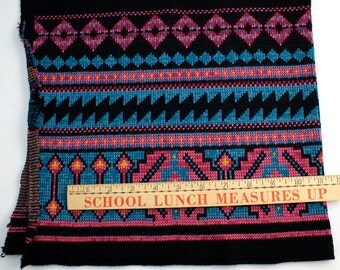 80's Sweater Fabric - Make Leg Warmers!!