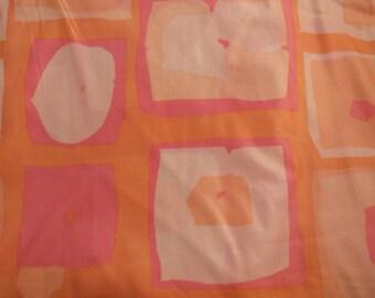 5 YARDS 1970's Nighty Fabric