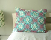 Sale - Huge Vintage Doily - Pillow Cover