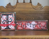 Valentines Day Decor - Twitterpated