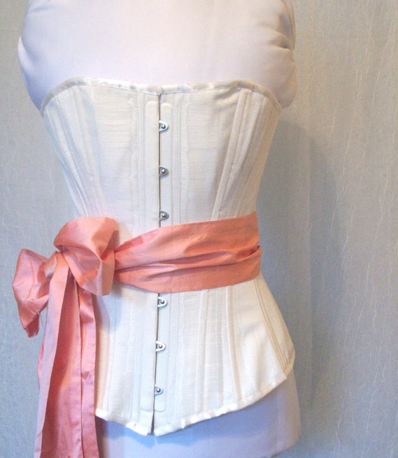1879 Victorian Corset, custom made, reserved for Katelyn