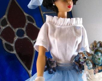 Always a Bridesmaid-Barbie ensemble