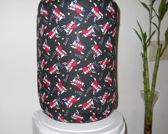 Red Hearts-Water Dispenser Decor-5 Gallon Water-Cooler Cover Standard Size