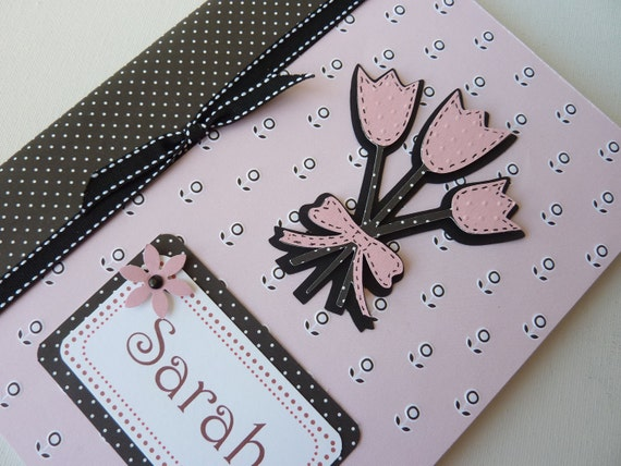 PERSONALIZED Composition Book
