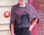 Iknitiative Knitting Pattern Glam Wrap Part No. P07