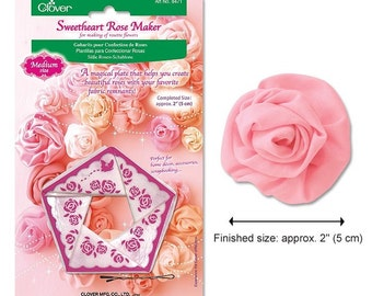 Clover Sweetheart Rose Makers Medium Part No. 8471