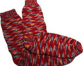 Iknitiative Knitting Pattern Basic Magical Socks Part No. A02 DISCONTINUED