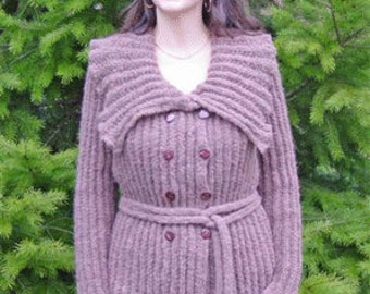 Iknitiative Knitting Pattern Phoebe Cardigan Part No. S14 DISCONTINUED