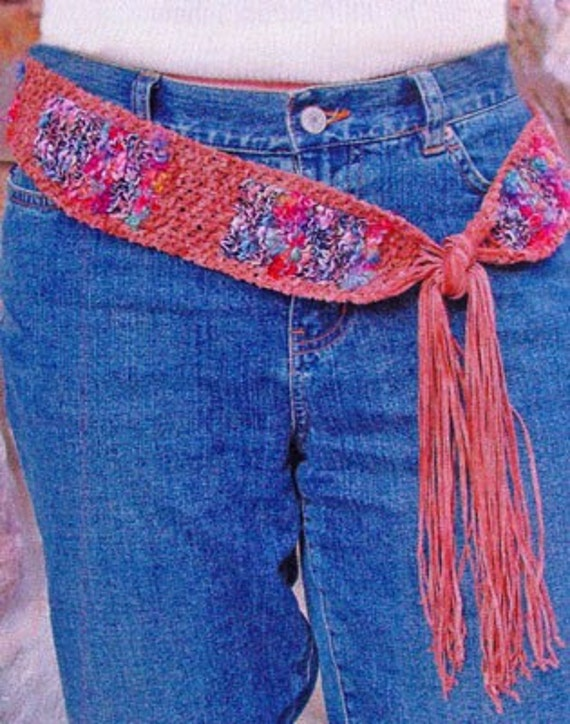 Iknitiative Knitting Pattern Tapestry Belt Part No. A21 DISCONTINUED