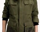 PAX SIT Military jacket (SMALL)