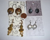 for angiemomofboys - 2 for 1 earrings