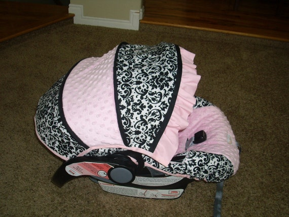 Custom Car Seat Cover By Babybelovedboutique On Etsy
