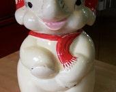Shawnee Elephant Cookie Jar