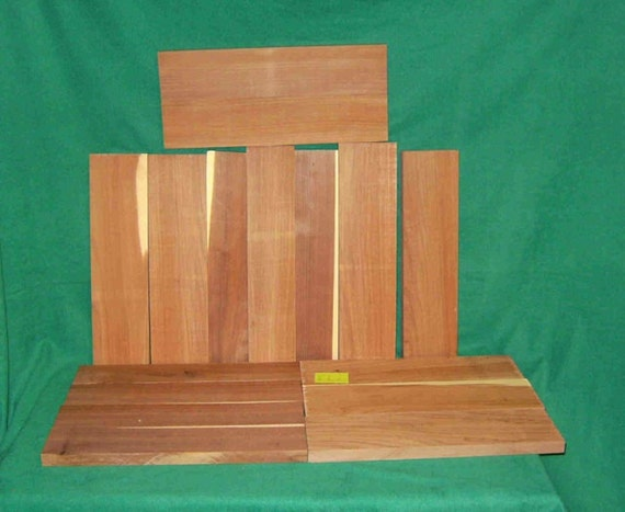 Reserved for Tracy, Cedar Lumber, 12 Piece Project pack, Item 223