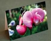 Yosemite Flower Greeting Card