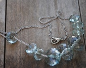 Green Bauble Necklace