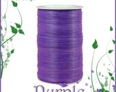 20 Yards of Matte Purple Raffia - Wholesale Craft Supply