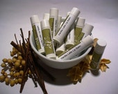 All Natural Vanilla Latte Lip Balm - 0.15 oz