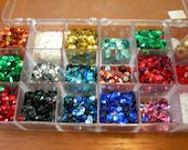 Assorted Sequin Box