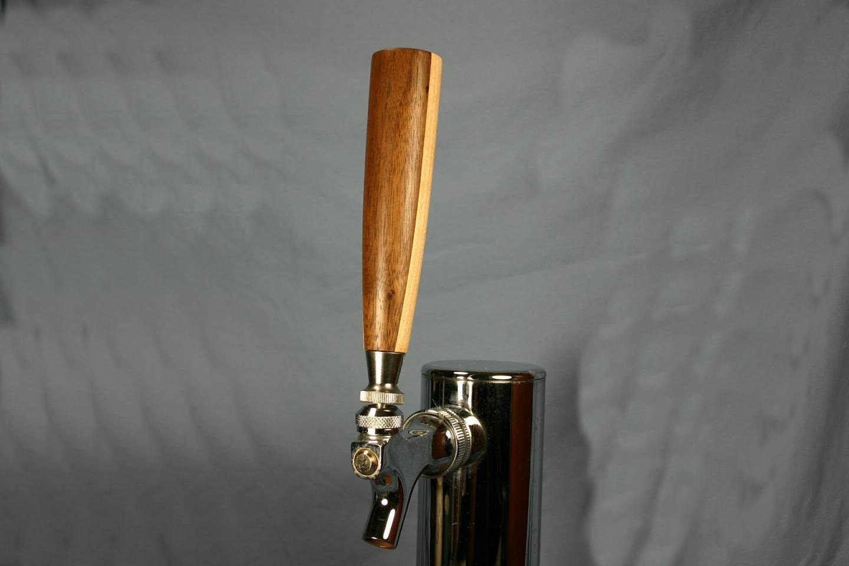Custom Wood Tap Handles - AJS