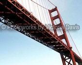 Travel Fantasies- Golden Gate Bridge- San Francisco, CA