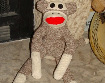 Original Sock Monkey - Small