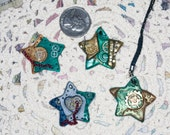 Steampunk Star Charm