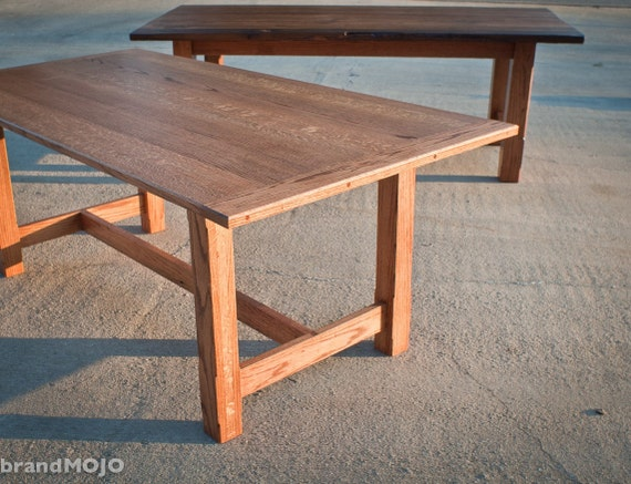 Reclaimed Wood Dining Table Carolina Harvest Farm Table