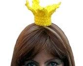 Pretty Princess Crown - Crochet Pattern