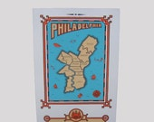 philadelphia map - wht