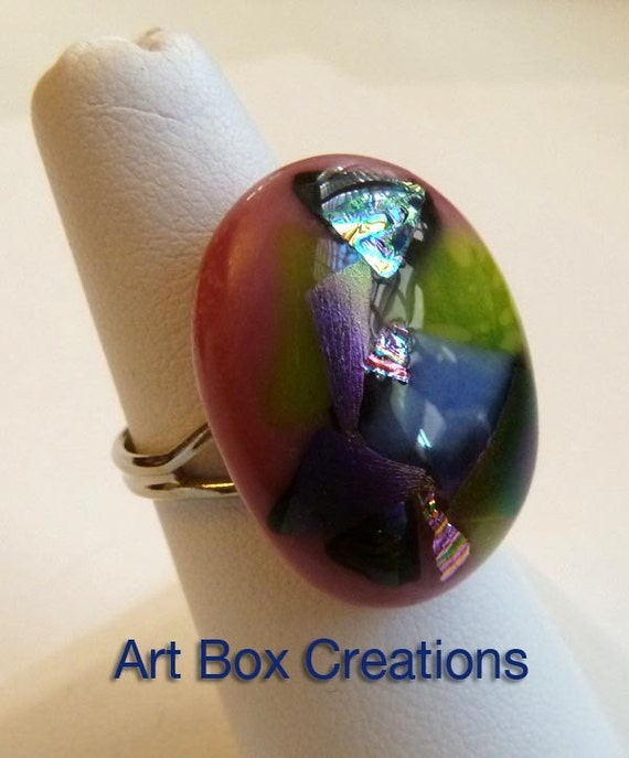 Mood Ring... Fused Ring