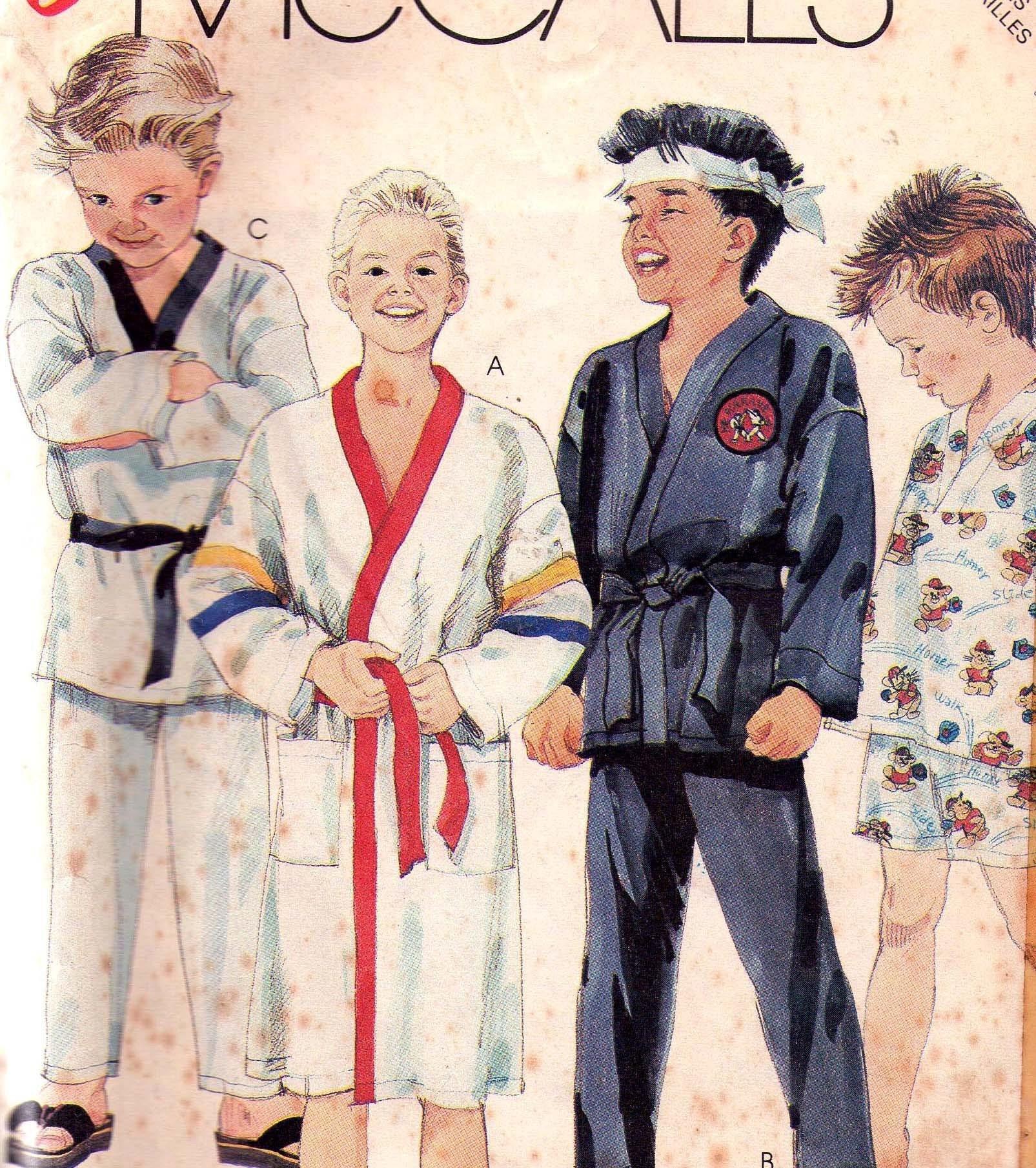 Karate Uniform Pattern Making 23