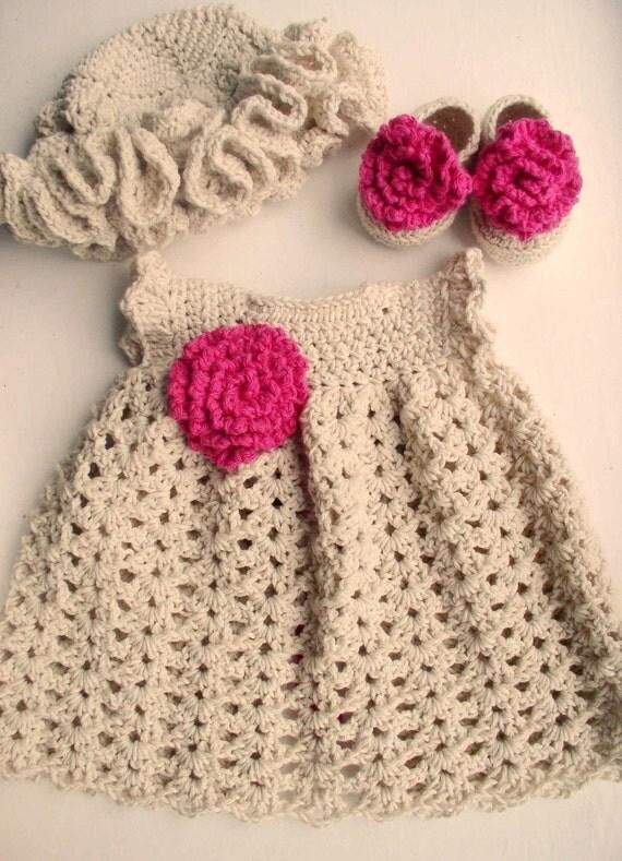 Summer Dress Sweater Set 38