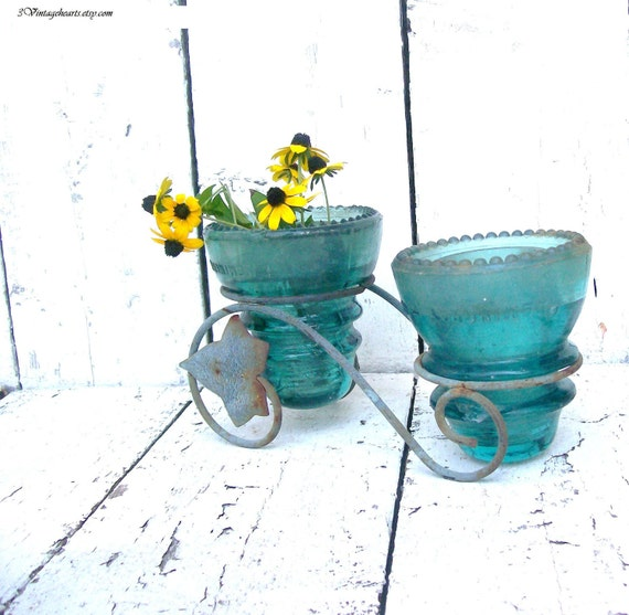 Wrought Iron Shabby CHic Cottage Beach decor